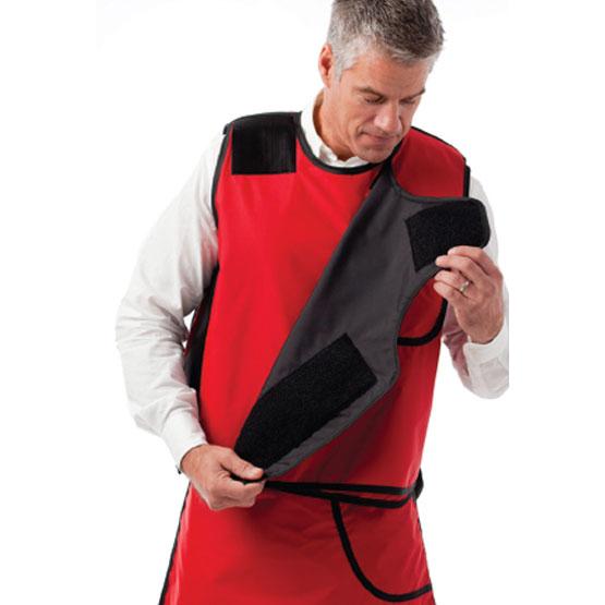 Full Overlap Vest & Skirt Apron Set