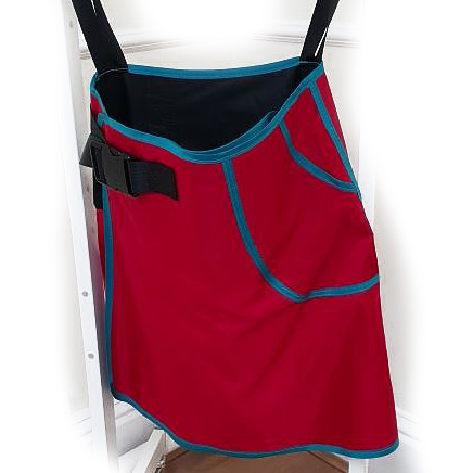 Standard Skirt – Red/Turquoise - Clearance