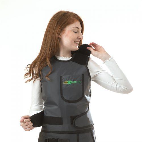 Elastic Back Saver Vest Only DETAIL 189
