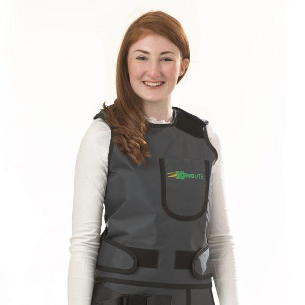 Elastic Back Saver Vest Only FRONT 150