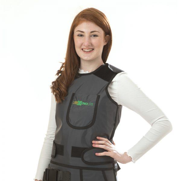 Elastic Back Saver Vest Only SIDE 155