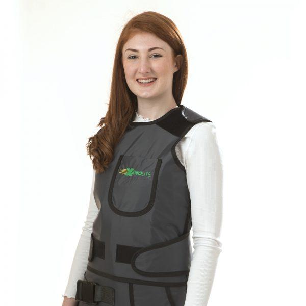 Elastic Back Saver Vest Only SIDE 156