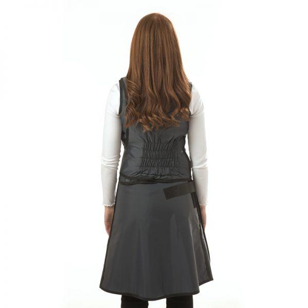 Elastic Back Saver Vest & Skirt BACK 175