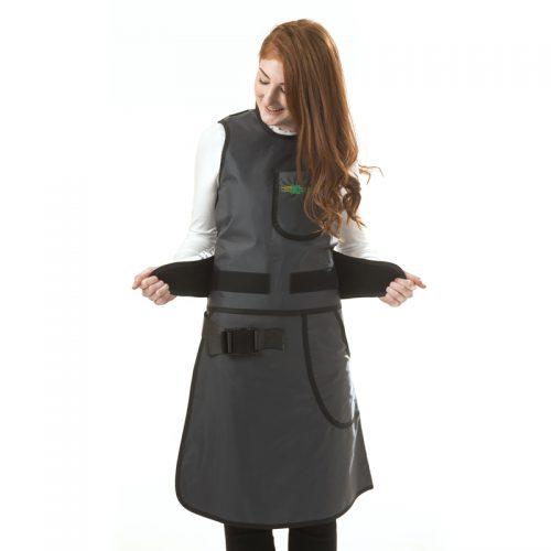 Elastic Back Saver Vest & Skirt DETAIL 182