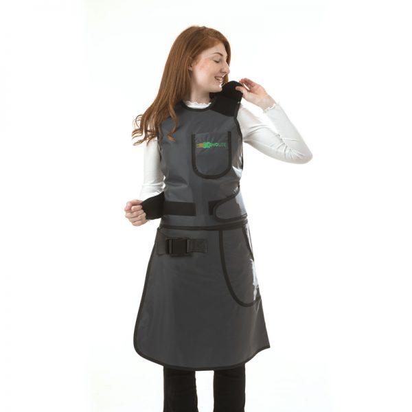 Elastic Back Saver Vest & Skirt DETAIL 189