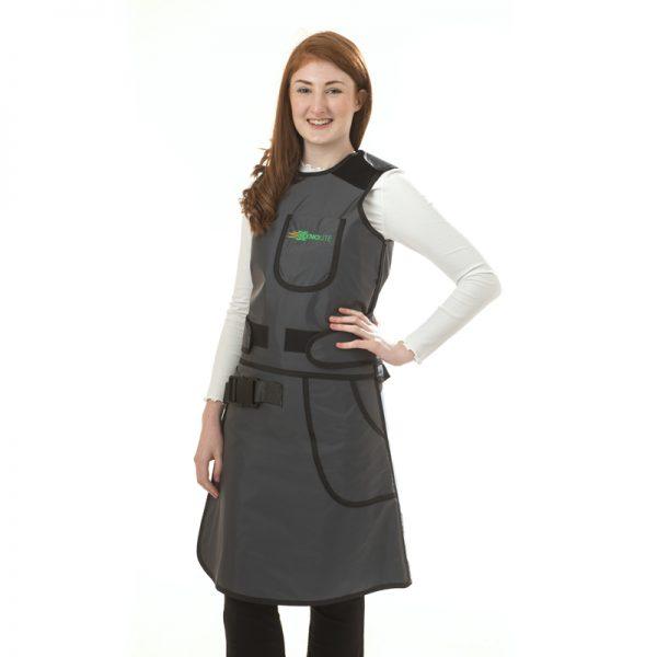 Elastic Back Saver Vest & Skirt SIDE 155