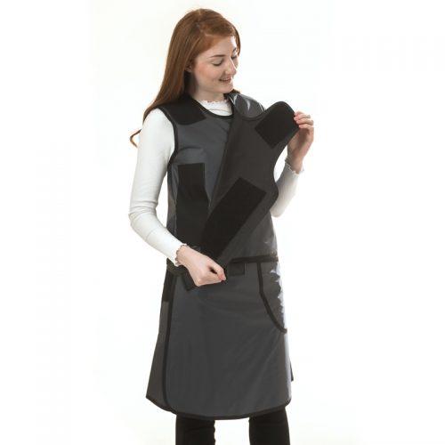 Full Overlap Vest & Skirt DETAIL 147
