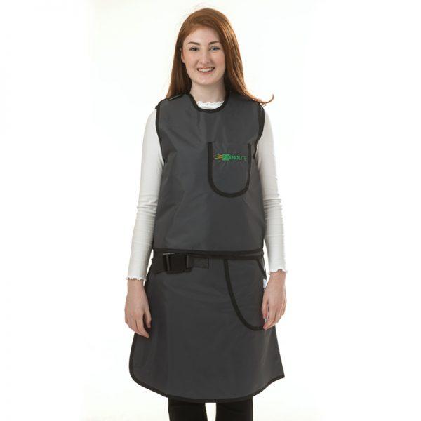 Full Overlap Vest & Skirt FRONT 126 RT