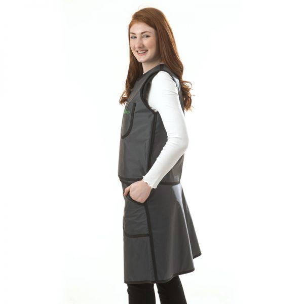 Full Overlap Vest & Skirt SIDE 138