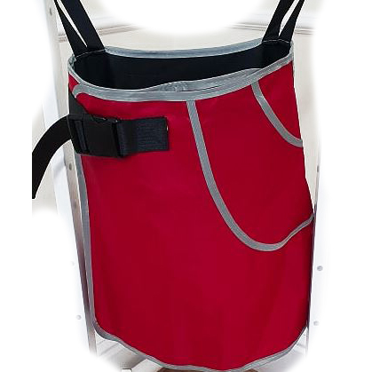 Standard Skirt – Red/Silver - Clearance