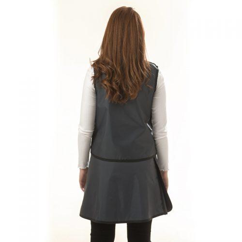 Standard Vest & Skirt BACK