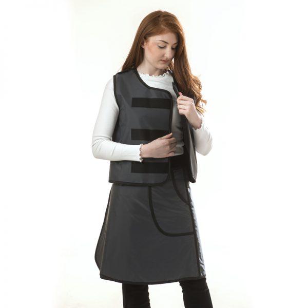 Standard Vest & Skirt DETAIL