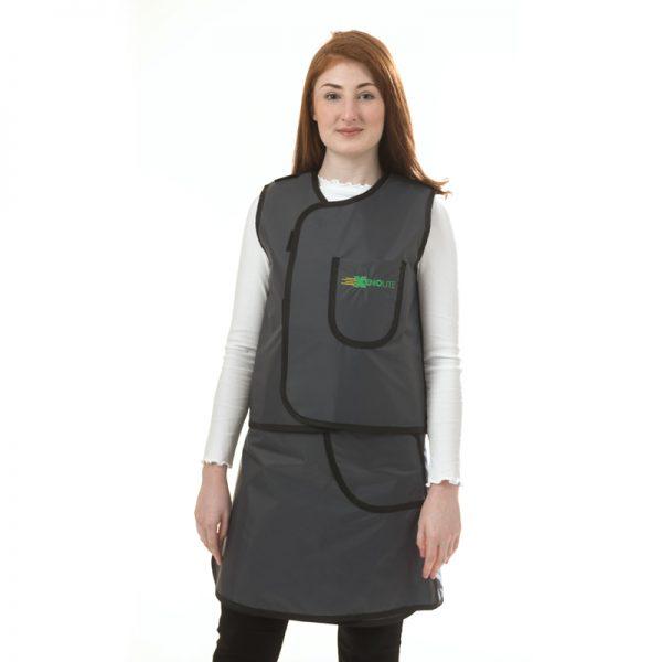 Standard Vest & Skirt FRONT