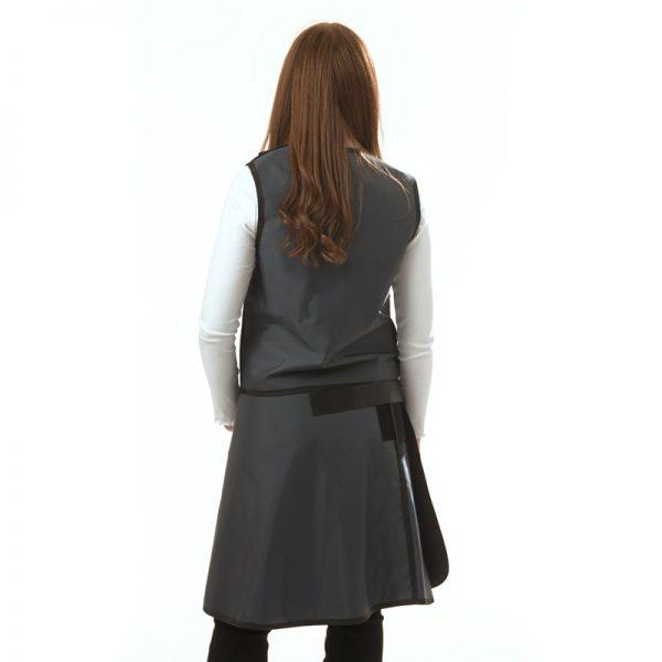 Weight Relief Vest & Skirt BACK 066
