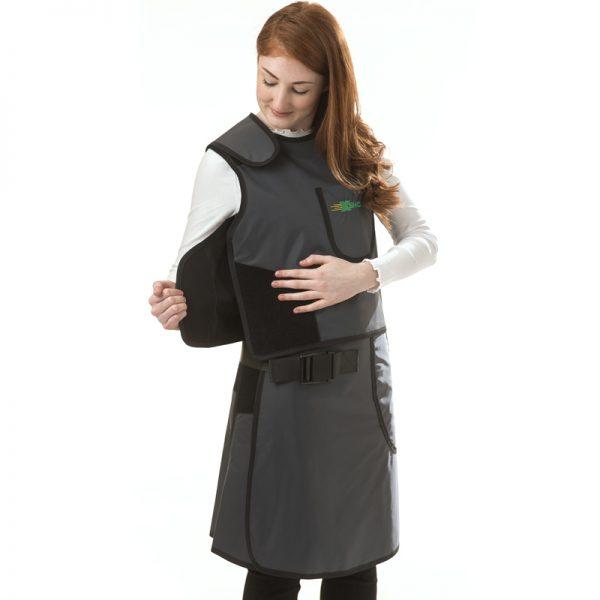 Weight Relief Vest & Skirt DETAIL 090