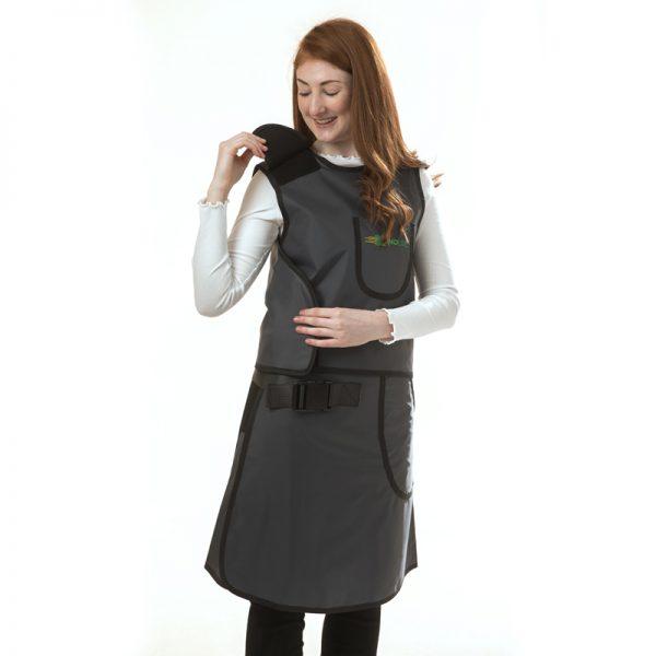 Weight Relief Vest & Skirt DETAIL 108