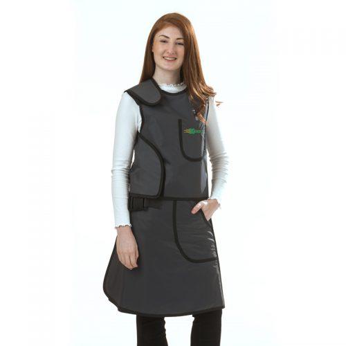 Weight Relief Vest & Skirt FRONT 048
