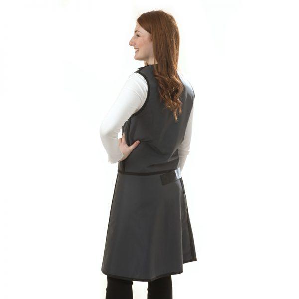 Weight Relief Vest & Skirt SIDE 070