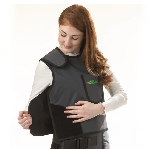 Weight Relief vest only DETAIL 090