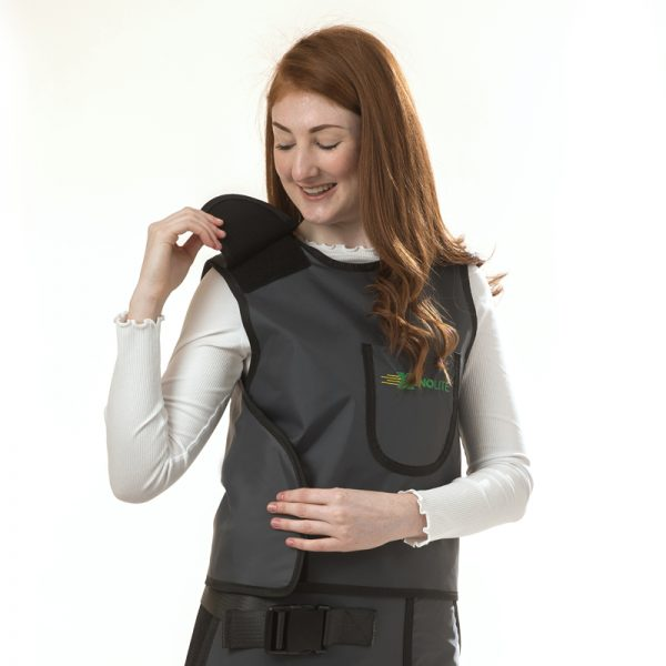 Weight Relief vest only DETAIL 108
