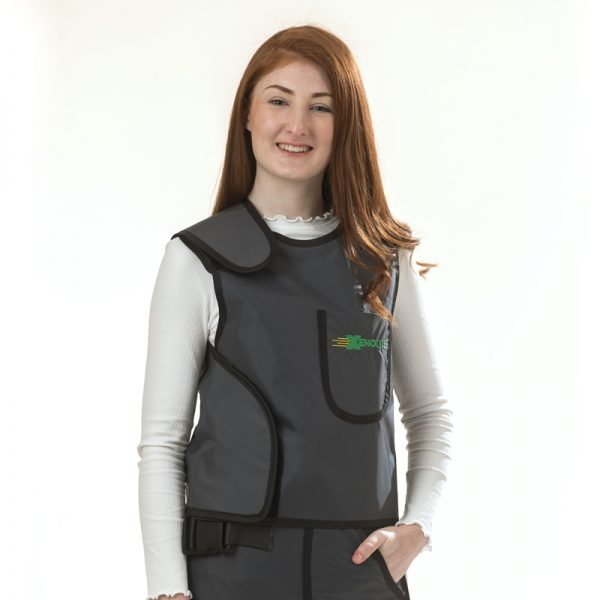 Weight Relief vest only FRONT 048