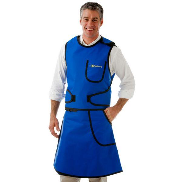 Elastic Back Saver Vest & Skirt Set