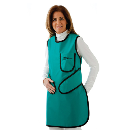 Adjustable Weight X-Ray Frontal Apron-Front