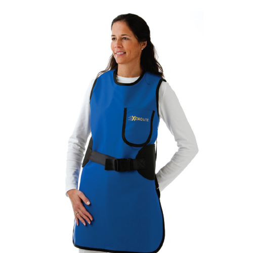Back Support X-Ray Frontal Apron-Front