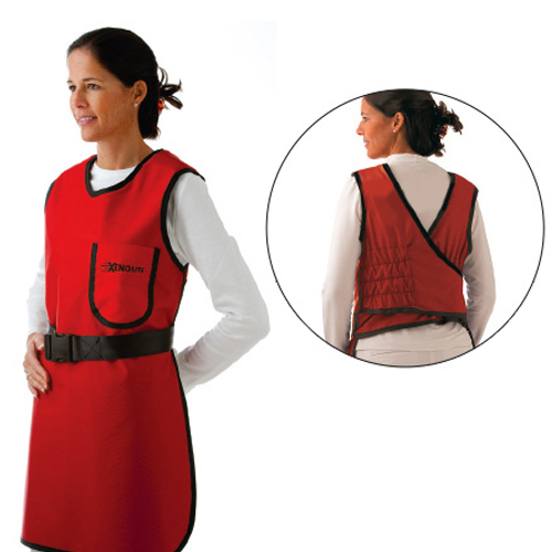 Buckle X-Ray Frontal Apron-Front