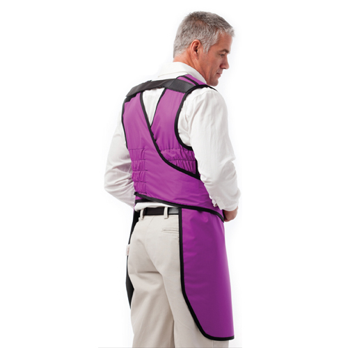 Lateral Protection X-Ray Frontal Apron-Back