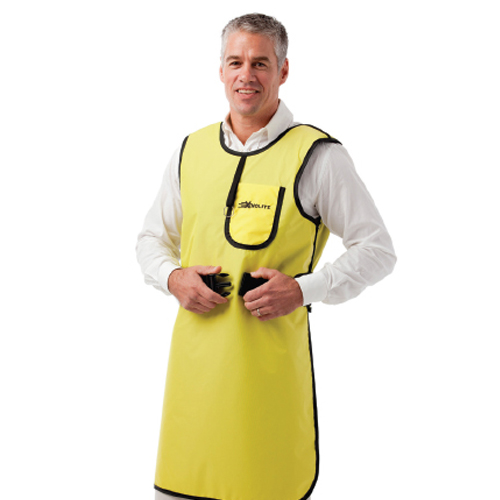 No Velcro X-Ray Frontal Apron-Front