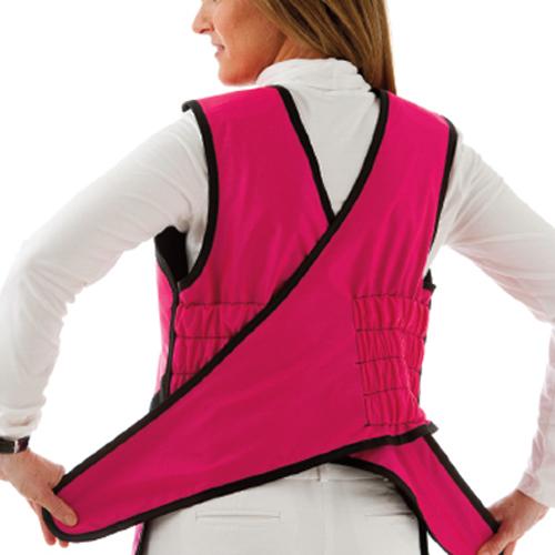 Shoulder Release Frontal Apron-Back